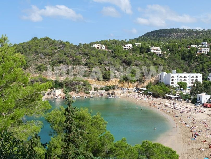 Nice 3 bedroom house for sale close to the beach of Cala Vadella, Ibiza