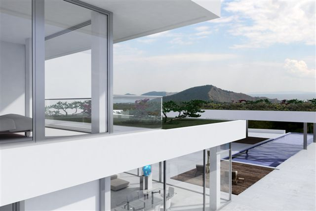 Project to buy in private urbanization in San Jose, Ibiza