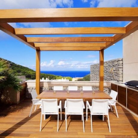 3 bedroom townhouse for sale in Cala Vadella, Ibiza.