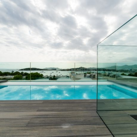Beautiful 4 bedroom penthouse for sale in Es Pouet, Ibiza