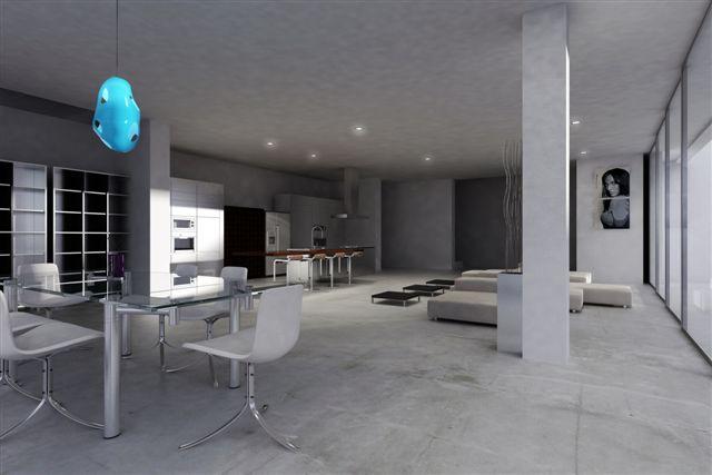 Project to buy in private urbanization in San Jose, Ibiza