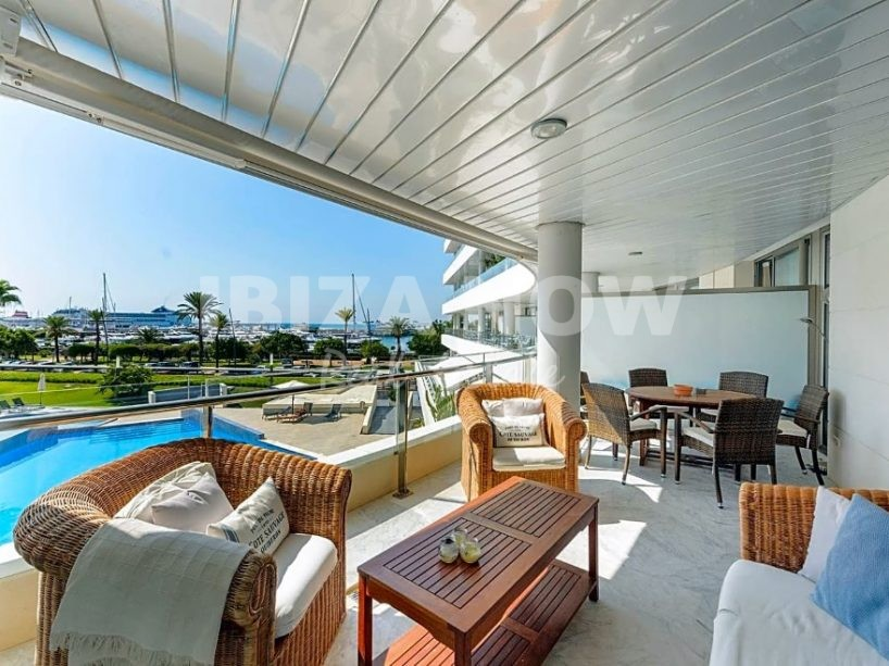 3 bedroom apartment for sale in Marina Botafoc, Ibiza