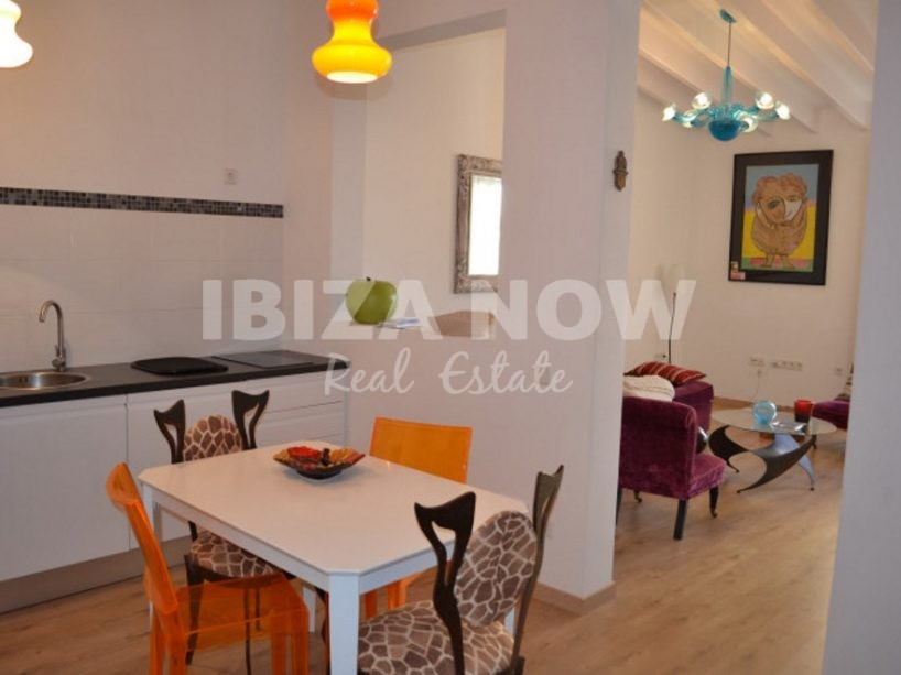 Nice 2 bedroom apartment for sale in Ibiza Town, Ibiza.