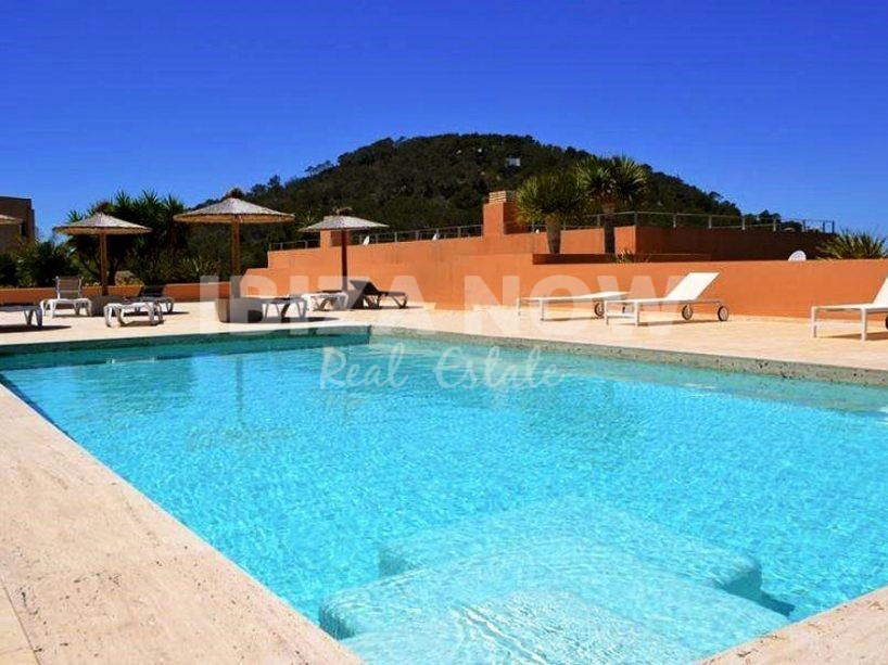 Spacious 2 bedroom apartment for sale in Cala Carbo, Ibiza