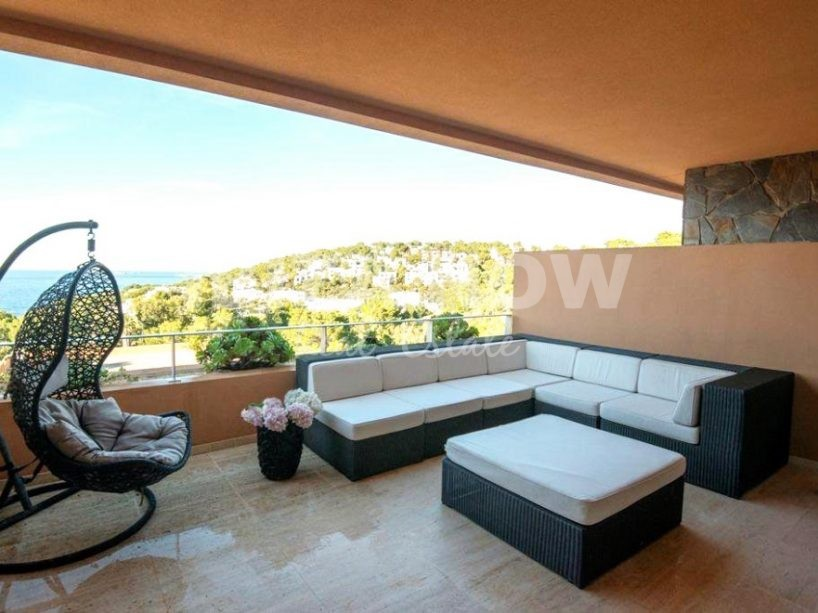 Spacious 2 Bedroom Apartment For Sale In Cala Carbo Ibiza