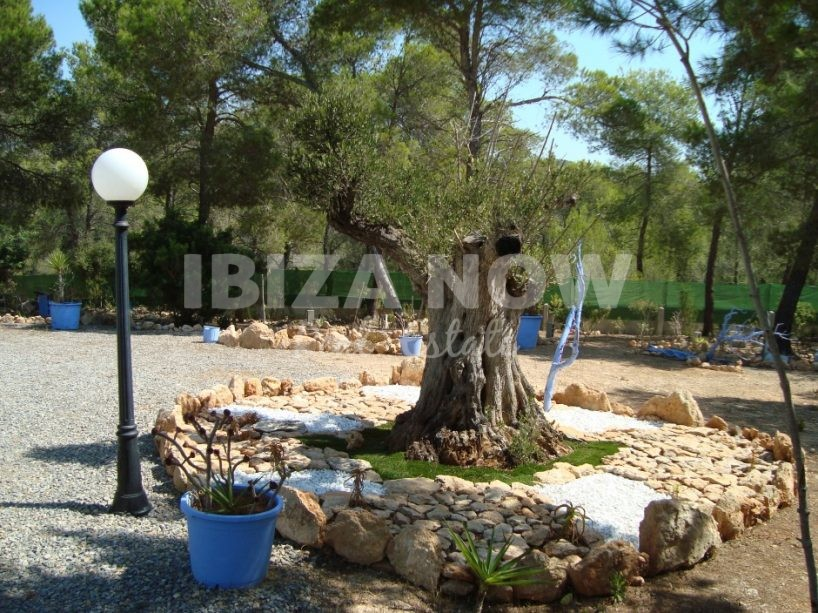 Large 5 bedroom villa for sale in Es Cubells, Ibiza