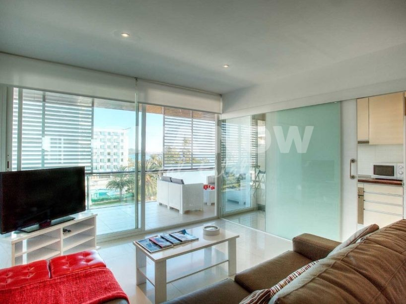 Nice 2 bedroom apartment for sale in Playa Den Bossa, Ibiza