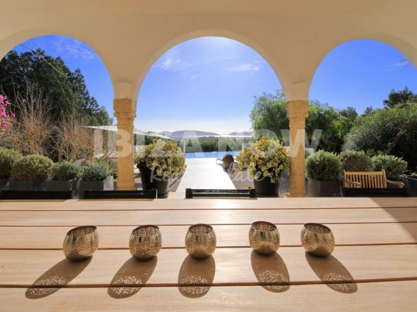 Beautiful 7 bedroom villa close to Salinas, Ibiza