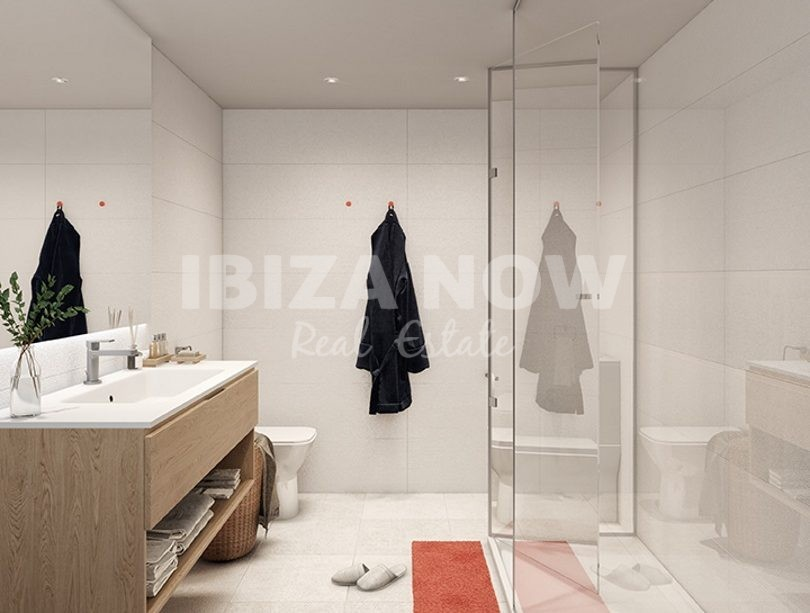 New built apartments for sale close to Ibiza town, Ibiza