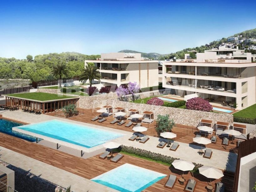 Luxury Apartments For Sale In Talamanca Ibiza Ibiza Now