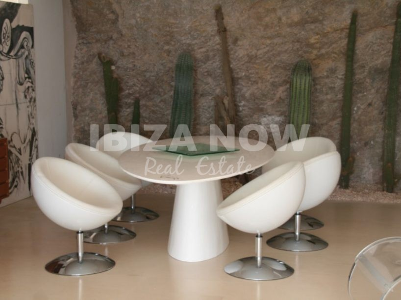 Minimalist 2 bedroom apartment for sale in Roca Lisa, Ibiza
