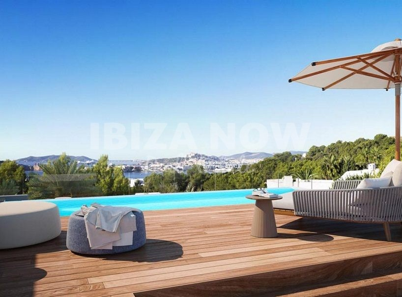 Luxury apartments for sale in Talamanca, Ibiza