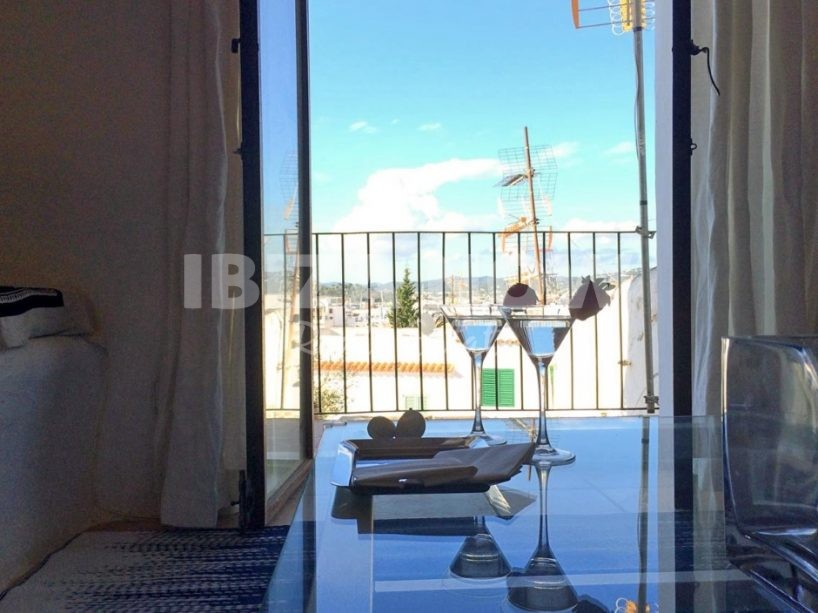 Charming 2 bedroom apartment in the heart of Ibiza town, Ibiza.