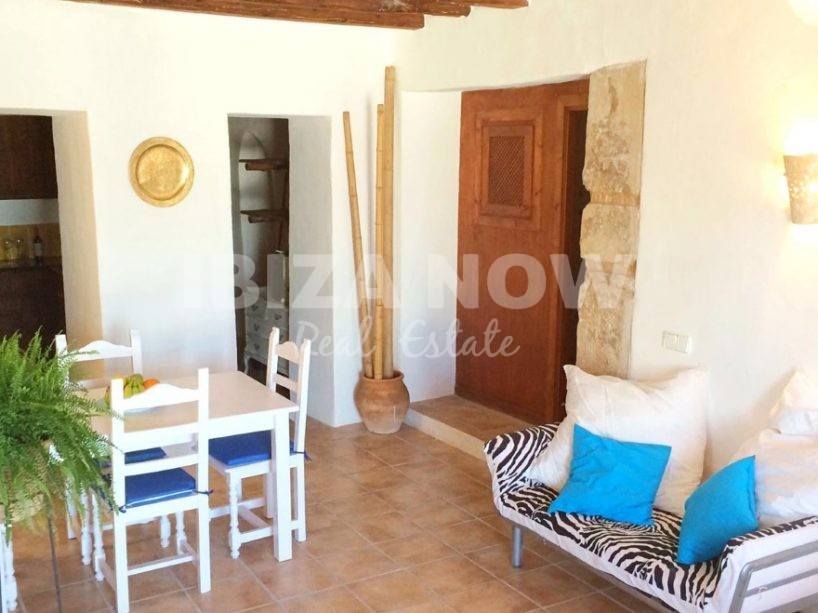 Charming 2 bedroom apartment in the heart of Ibiza town, Ibiza