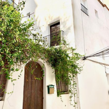 Townhouse for sale in Dalt Vila, Ibiza.