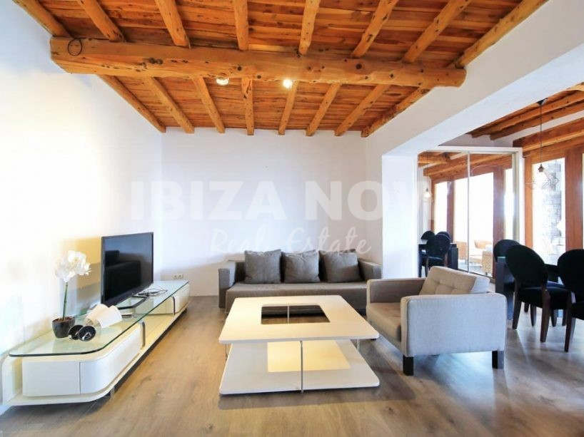Nice ground floor apartment for sale close to Ibiza town, Ibiza