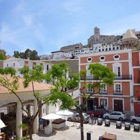 Large 2 bedroom apartment for sale in the heart of Ibiza,Ibiza.