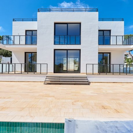 Modern villa for sale in Cala Conta, Ibiza