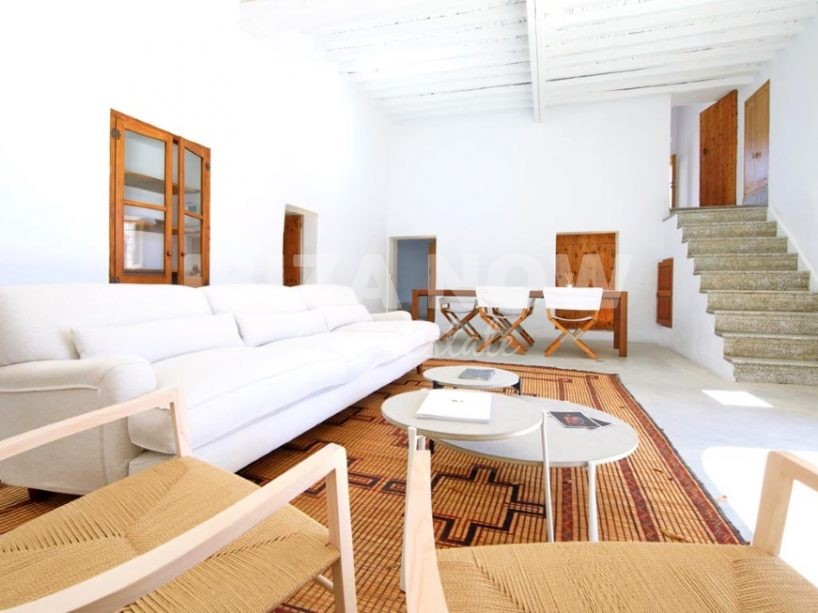 Beautiful renovated finca for sale in San Raffael, Ibiza