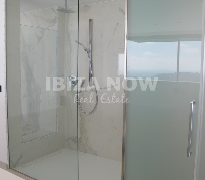 3 bedroom townhouse for sale in private urbanization in Ibiza
