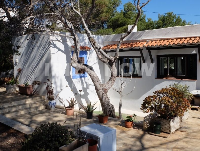 Unique frontline property for sale in the North of the Island, Ibiza