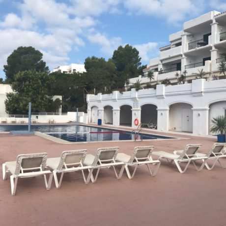 Nice 2 bedroom apartment for sale in Cala Tarida, Ibiza.