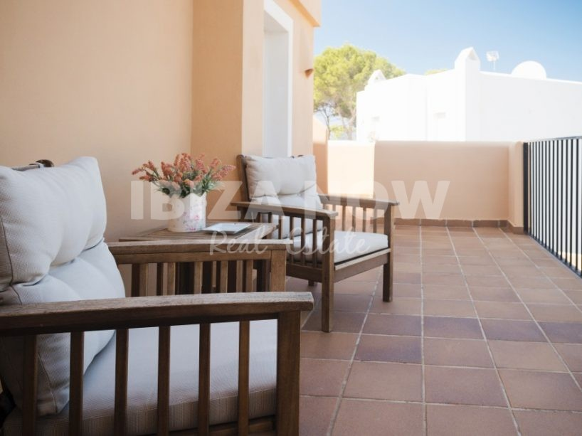 Nice 5 bedroom house for sale in Cala Vadella, Ibiza