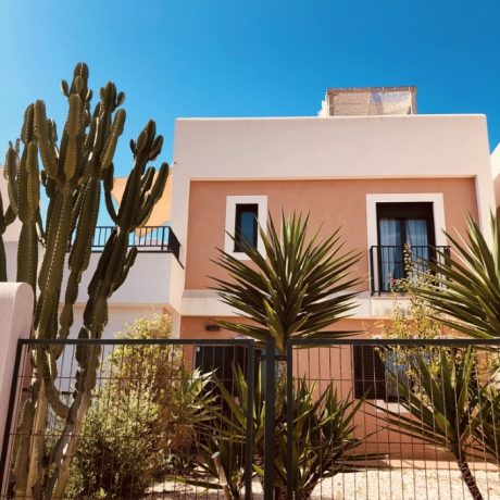 Nice and spacious 3 bedroom house for sale in Cala Tarida, Ibiza.
