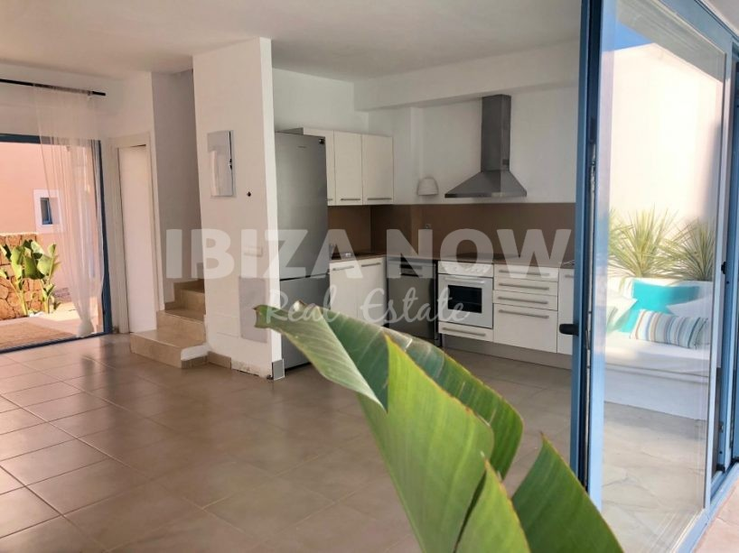 3 bedroom townhouse for sale in Cala Tarida, Ibiza