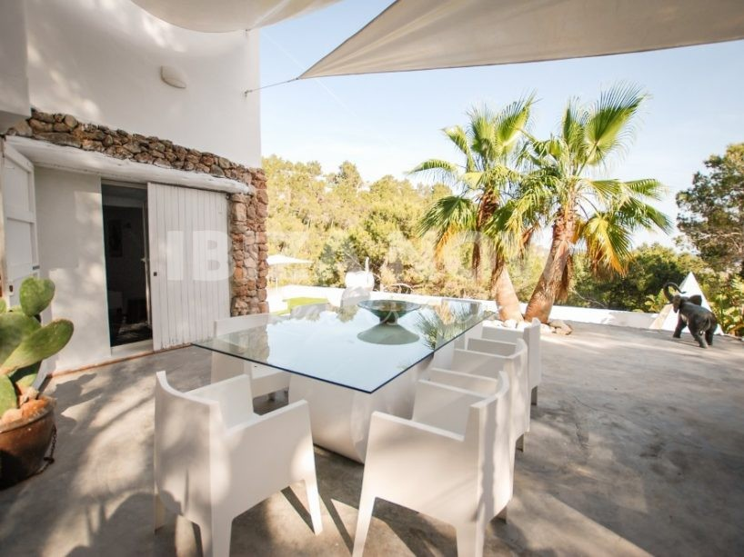 Nice 6 bedroom villa for sale close to Ibiza town, Ibiza