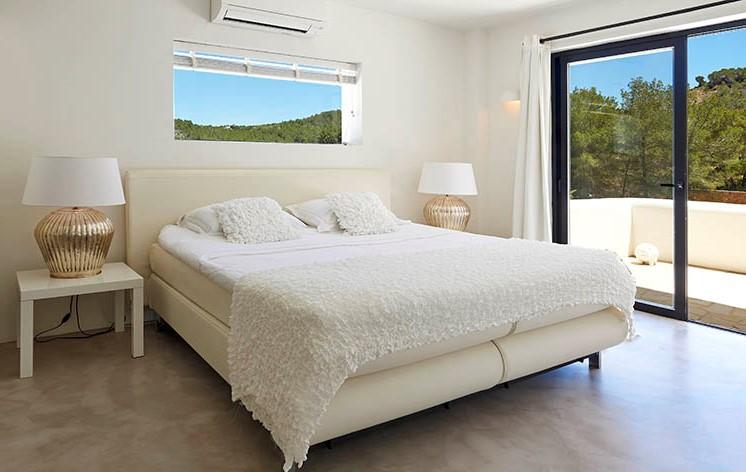 Finca style villa for sale close to the beach of San Miquel, Ibiza