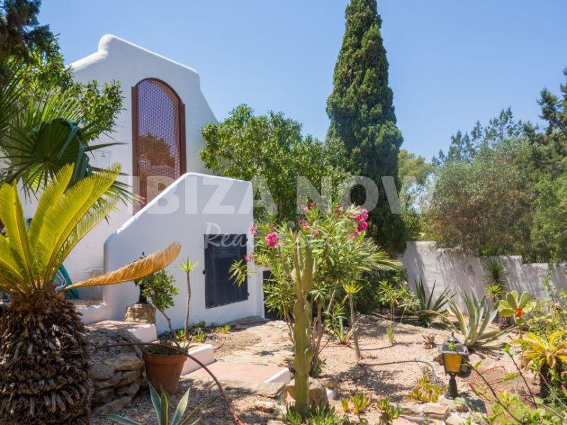 Nice 3 bedroom house for  sale in Cala Vadella, Ibiza