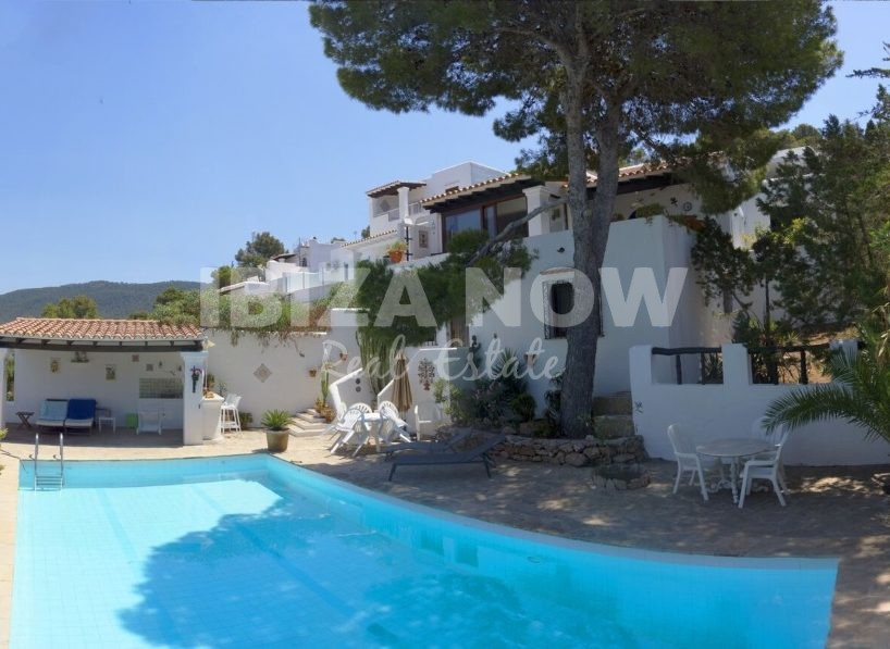 Nice 3 bedroom house for sale in Cala Vadella, Ibiza.