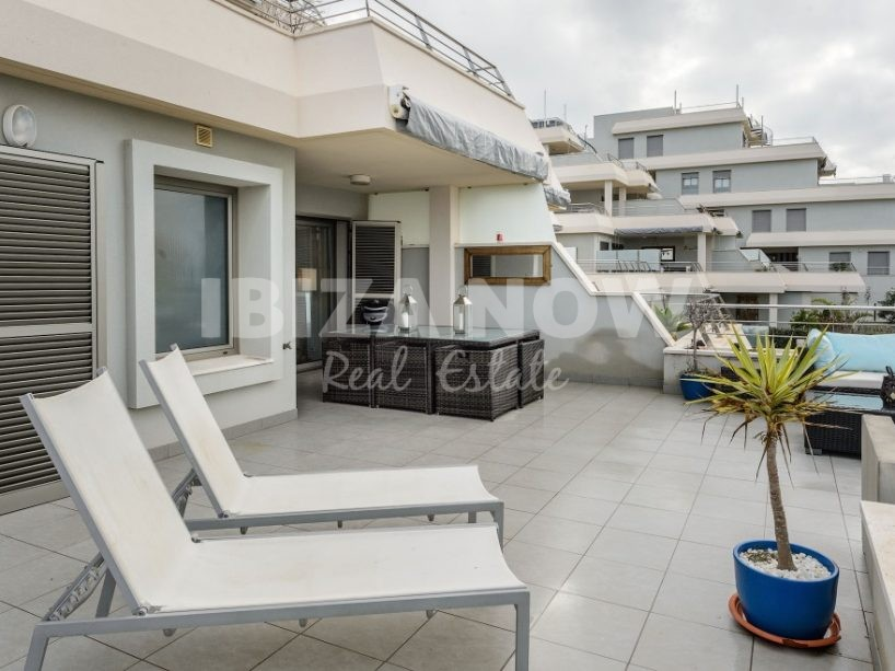 Nice 3 bedroom apartment for sale in Cala Tarida, Ibiza