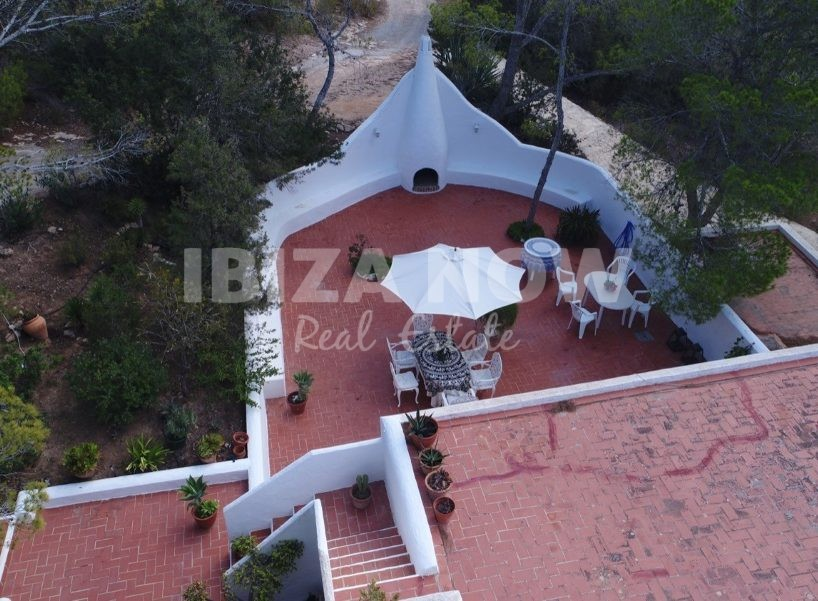 3 bedroom villa for sale close to Cala Tarida, Ibiza