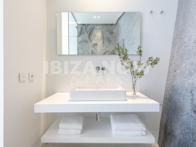 Modern new build villa with 7 bedrooms for sale in San Jose, Ibiza