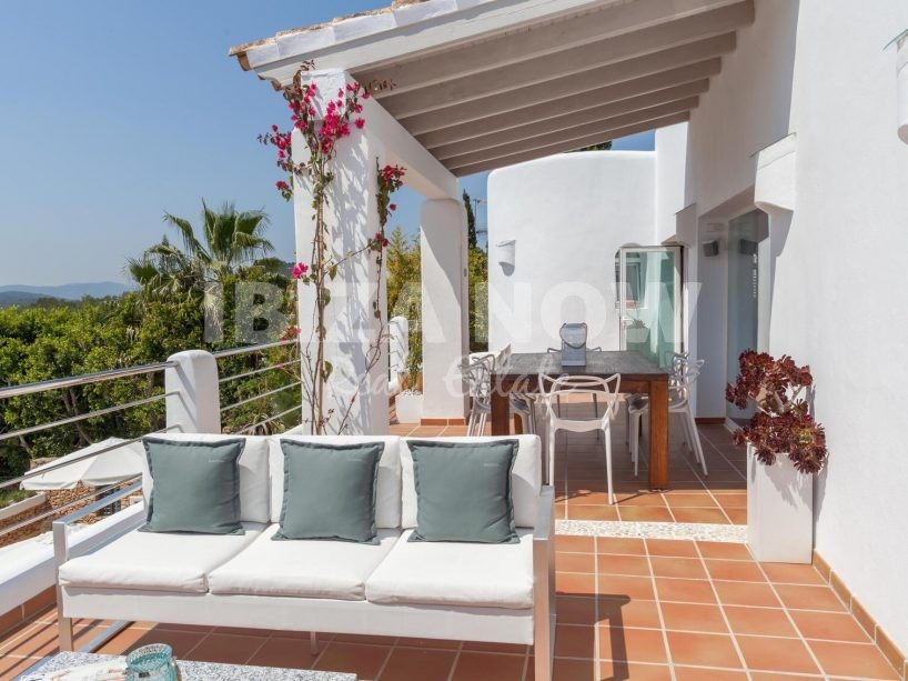 Villa with 5 bedrooms with rental license for sale close to Ibiza Town