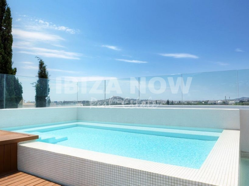 Penthouse with 3 bedrooms for sale in Jesus, Ibiza