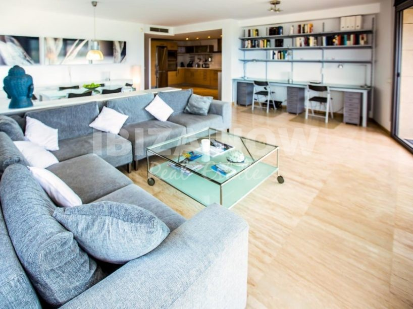 Nice 3 bedroom apartment for sale in Talamanca, Ibiza