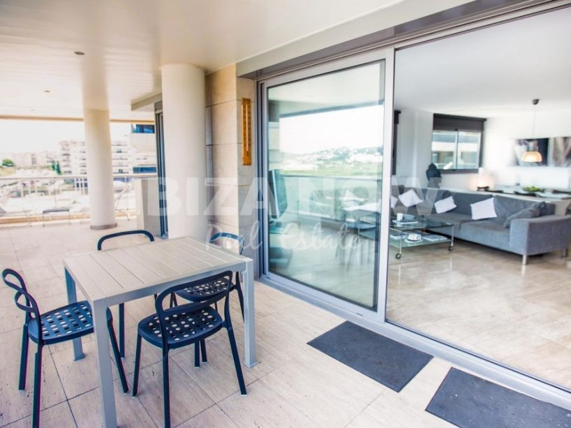 Nice 3 bedroom apartment for sale in Talamanca, Ibiza ...