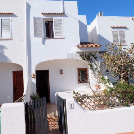 2 bedroom townhouse for sale in Cala de Bou, Ibiza.
