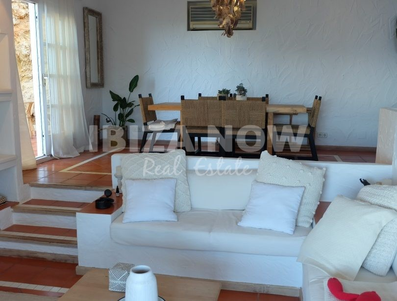 3 bedroom frontline villa for sale in Cala Vadella, Ibiza