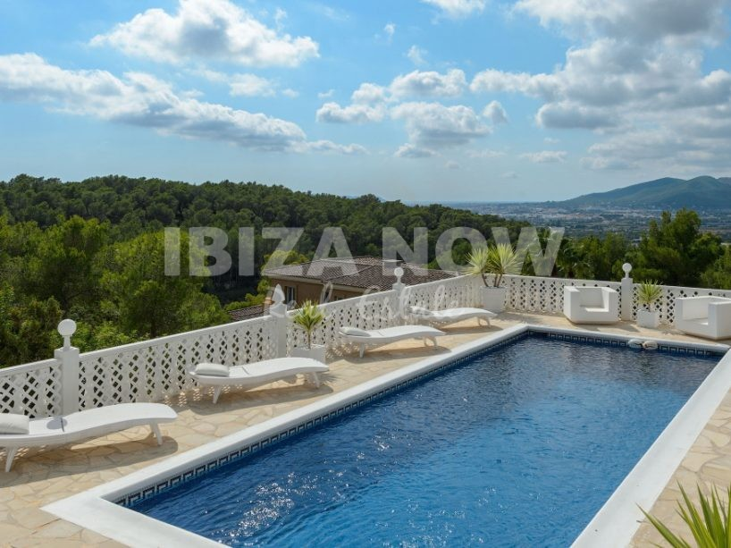 5 bedroom villa for sale close to Ibiza town, Ibiza