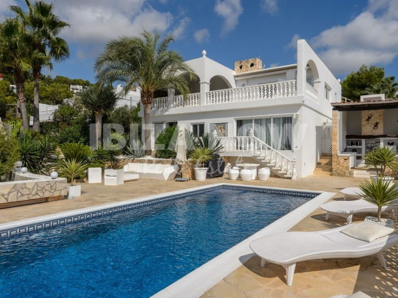 5 bedroom villa for sale close to Ibiza town, Ibiza.