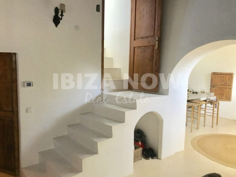 Authentically renovated monastery for sale close to San Rafael, Ibiza