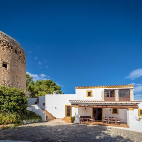Original Finca for sale close to Ibiza town, Ibiza.