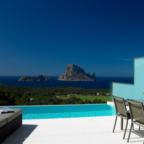 6 bedroom duplex apartment for sale in Cala Carbo, Ibiza.