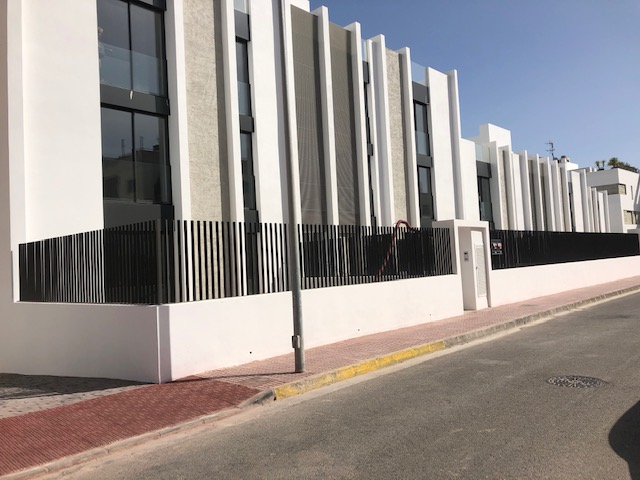 New build 3 bedroom apartment for sale in Jesus, Ibiza, Spain.