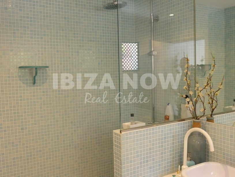 Nice studio for sale with views to Es Vedra, Ibiza, Spain