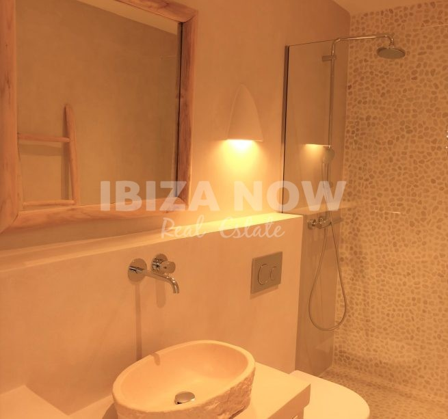 Beautiful 2 bedroom apartment for sale in Cala Vadella, Ibiza, Spain
